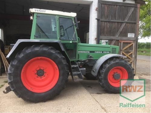 Fendt 312 Farmer Lsa Turbomati Year of Build 1991 4WD