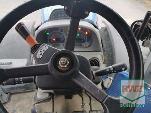 New Holland T 7.270 Año de fabricación 2016 Accionamiento 4 ruedas