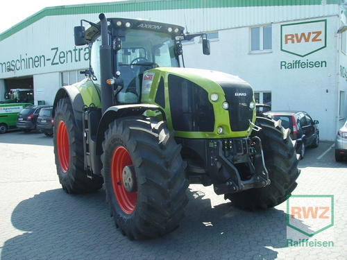 Claas Axion 930 Fischbach / Clervaux