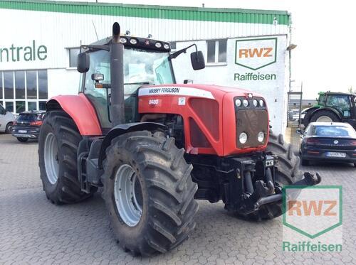 Tractor Massey Ferguson - 8480 Dyna VT