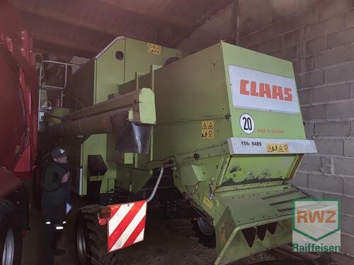 Claas Dominator 68 S Рік виробництва 2002 Diez