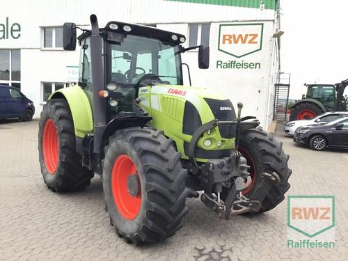 Claas Arion 640 Year of Build 2010 4WD