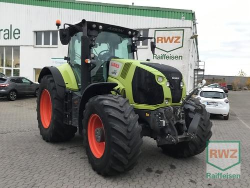 Claas Axion 870 Year of Build 2015 4WD