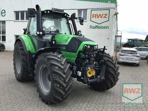 Deutz-Fahr Agrotron 6180 caricatore anteriore anno di costruzione 2016