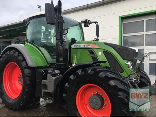 Fendt 724 S4 Vario Profi Plus