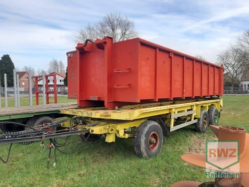 Georg Container Träger Lik 14 Year of Build 1988 Rees