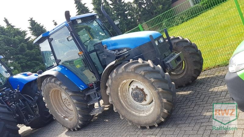 New Holland TS115 | Tractor used - Rees -