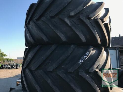 Michelin 600/60 R28 / 650/60 R28 Wegberg