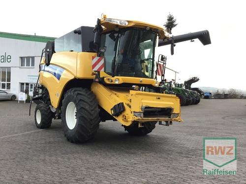 New Holland Mähdrescher CX 804