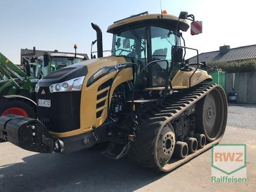 Challenger Raupe Mt Year of Build 2014 Wegberg