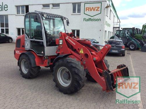 Weidemann 4070 Cx 100 Baujahr 2008 Kruft