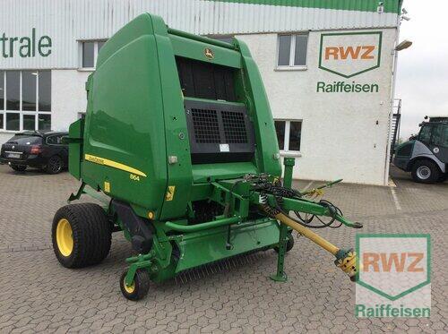 John Deere 864 P Año de fabricación 2012 Kruft