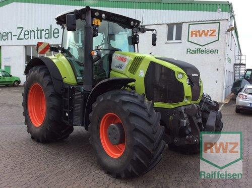 Claas Axion 830 Cmatic Bouwjaar 2014 Kruft