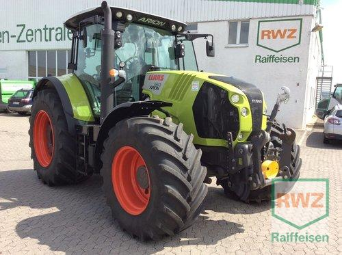 Claas Arion 650 Cmatic Year of Build 2015 Kruft