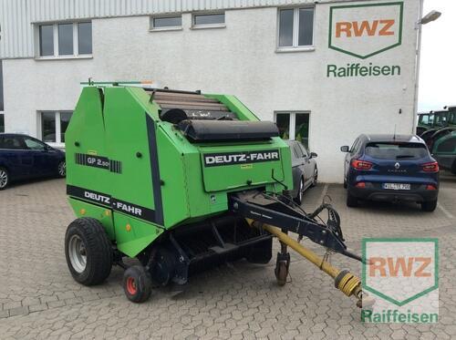 Deutz-Fahr Gp 2.50 Kruft