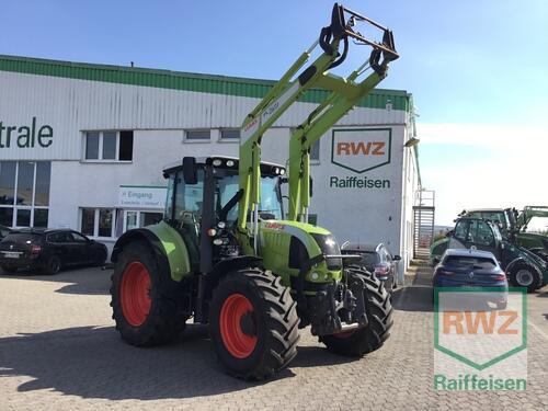 Traktor Claas - Arion 540