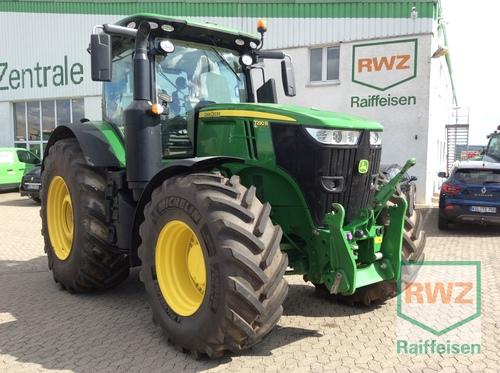 John Deere 7290R Year of Build 2017 4WD