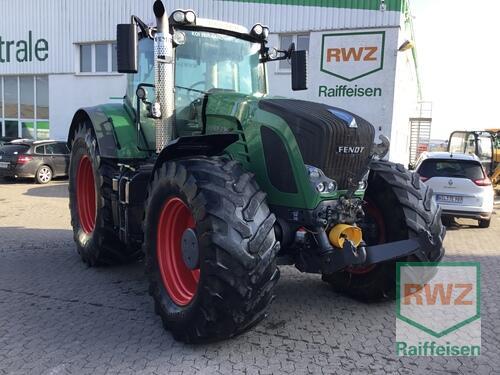 Fendt 936 Vario Profi Rok výroby 2011 Pohon ctyr kol