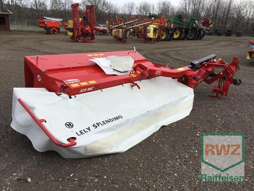 Lely Splendimo 320mc Baujahr 2016 Kruft
