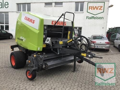 Claas Rollant 454 RC Baujahr 2013 Kruft