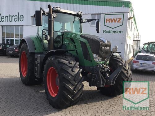 Traktor Fendt - 826 V SCR