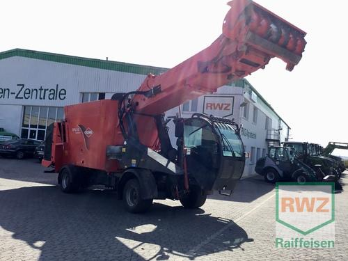 Kuhn Futtermischwagen Spw 18 Compac Year of Build 2014 Kruft