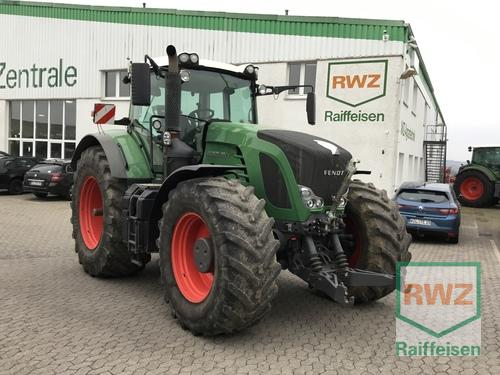 Fendt 939 Profi Plus Vario