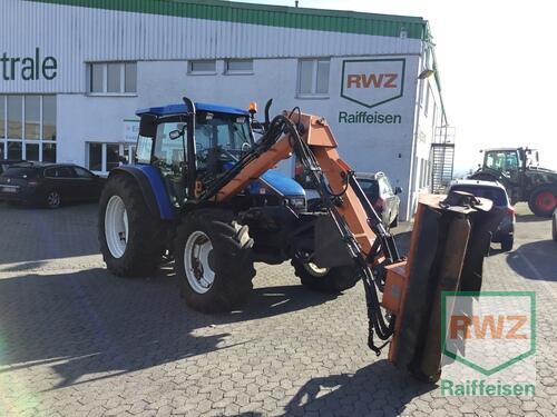 New Holland TS 115 Baujahr 2001 Allrad