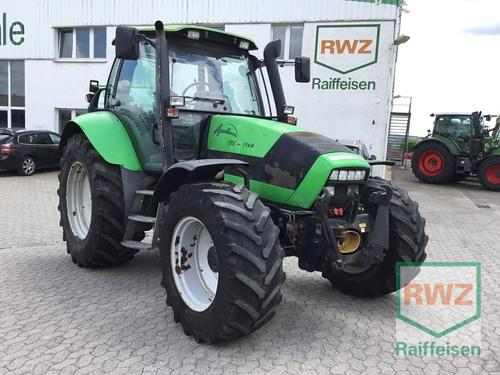 Deutz-Fahr Agrotron 1160 TTV Bouwjaar 2003 4 WD