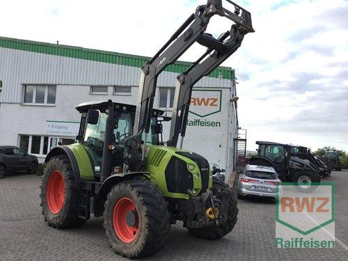 Claas Arion 650 Cmatic Frontlader Baujahr 2015