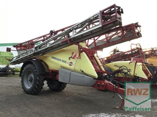 Hardi Commander 6600 Baujahr 2011 Kruft