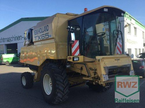 New Holland TX 65 Baujahr 1997 Kruft