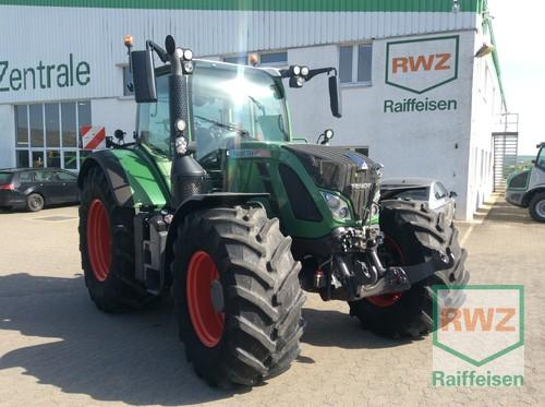 Fendt 724 Vario Profi Plus Baujahr 2012 Kruft