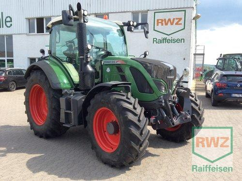 Fendt 512 Vario Year of Build 2013 4WD