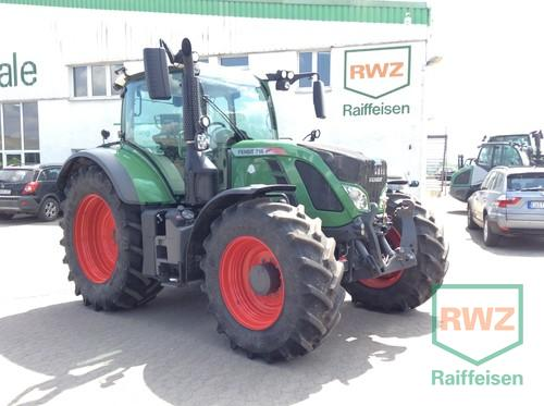 Fendt 716 Profi Plus
