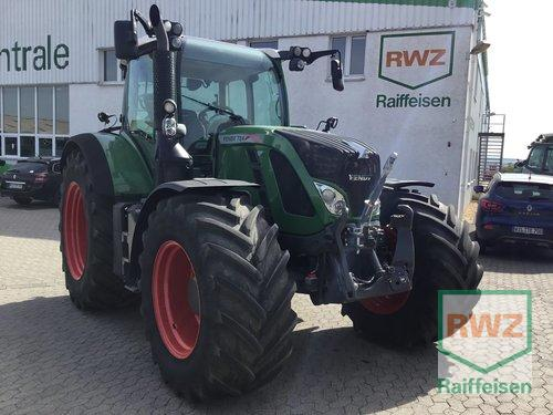 Fendt 724 Profi Plus Vario