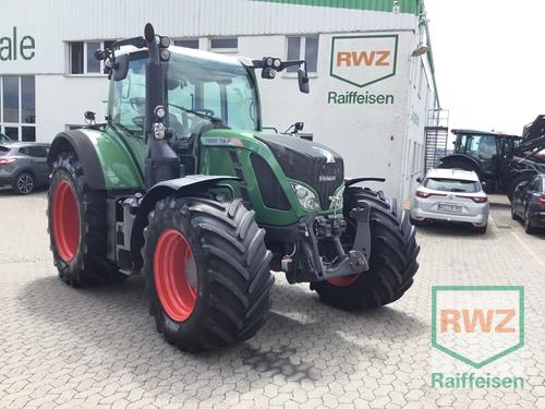 Fendt 714 Profi Plus Vario