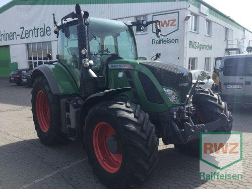 Fendt 714 Vario Profi Plus