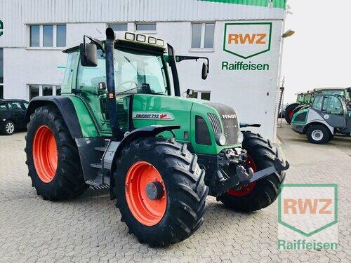 Traktor Fendt - 712 Vario