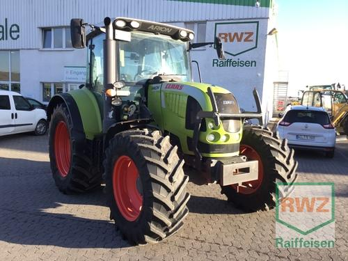 Claas Arion 540 Year of Build 2010 4WD