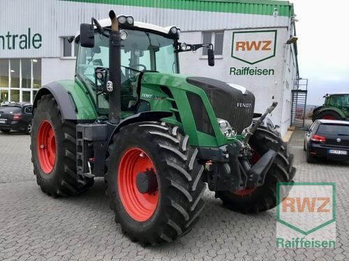 Traktor Fendt - 828 Vario Profi Schlepper