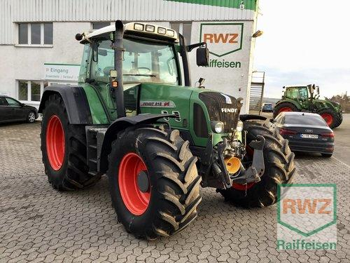 Fendt 818 Vario Year of Build 2007 4WD