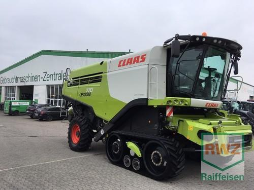 Claas Lexion 770 Terra Trac Year of Build 2014 Kruft