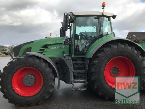 Fendt 936 Vario SCR Rüfa Year of Build 2012 Kruft
