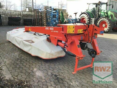Kuhn - GMD 4010 FF Lift Control