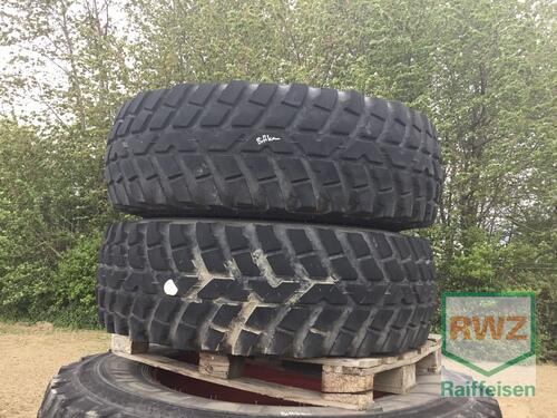 Tyre Nokian - Satz 440/80R28 Reifen