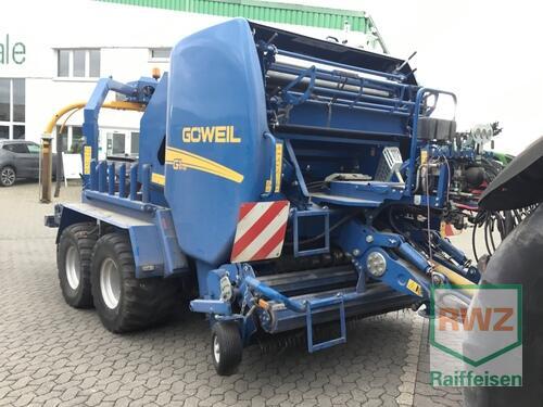 Göweil G1f125 Año de fabricación 2017 Kruft