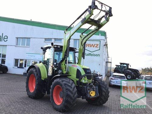 Claas Arion 640 Cebis Front Loader Year of Build 2011