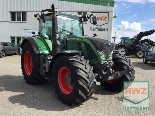Fendt 724 Vario Profi Plus Year of Build 2015 4WD