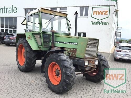 Fendt 610 Ls Schlepper